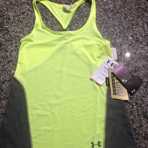 Under armour chill  tank Xs